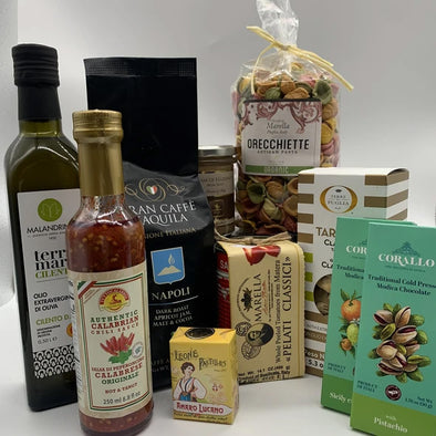 Southern Italy Experience Gift Box