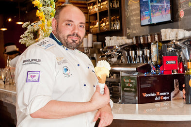 SUBSCRIPTION: Monthly Chef Biasini Gelato tasting - 6 PINTS