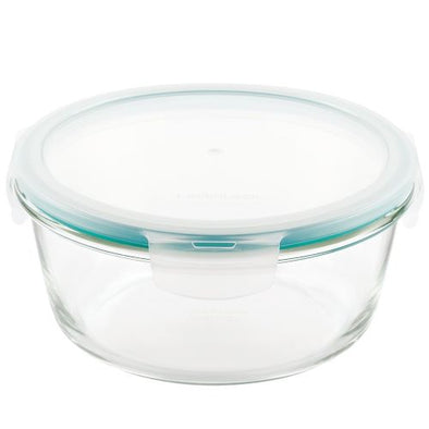 Lock & Lock Purely Better 32-oz. Glass Food Storage Container