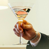 'Sagrada' Martini Glasses