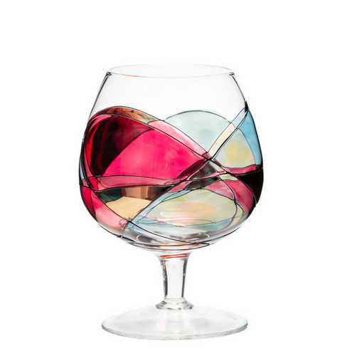 'Sagrada' Brandy Glasses