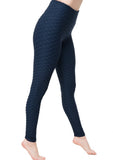 Leggings Textured M34 Navy