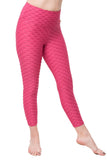 Capris Textured C12 Bubble Gum