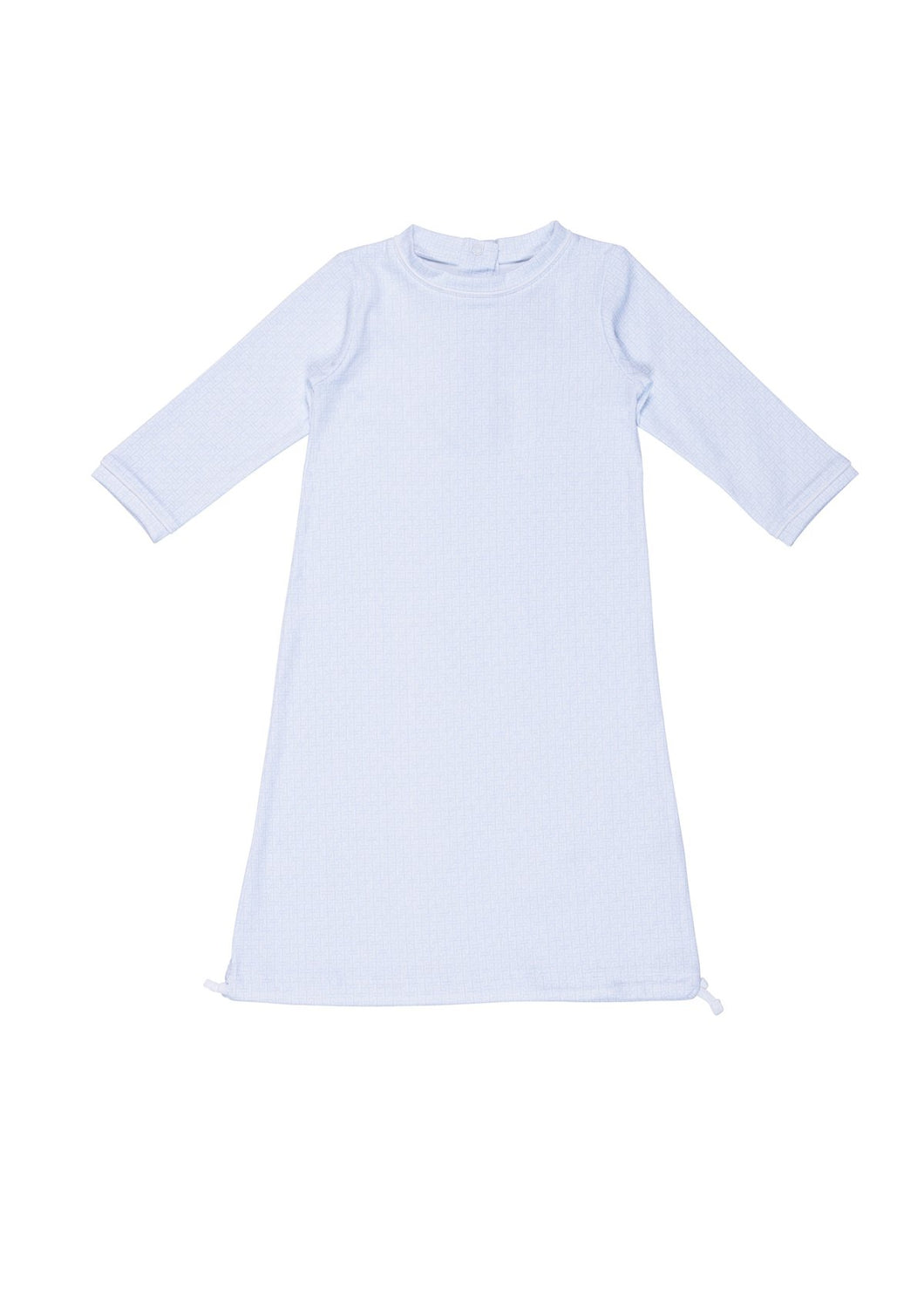 Blue Little Lines Daygown