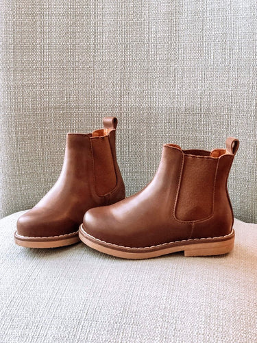 Chelsea Chocolate Boots