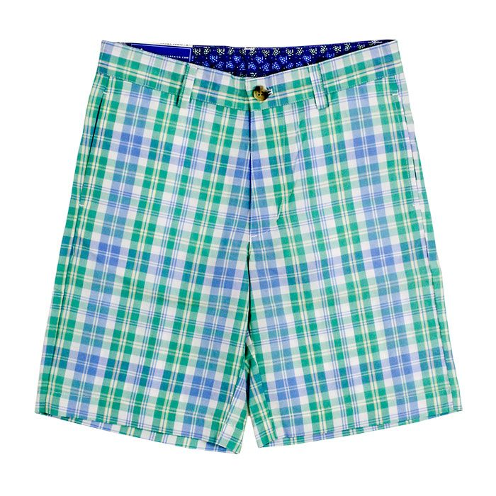 Clearwater Plaid Short