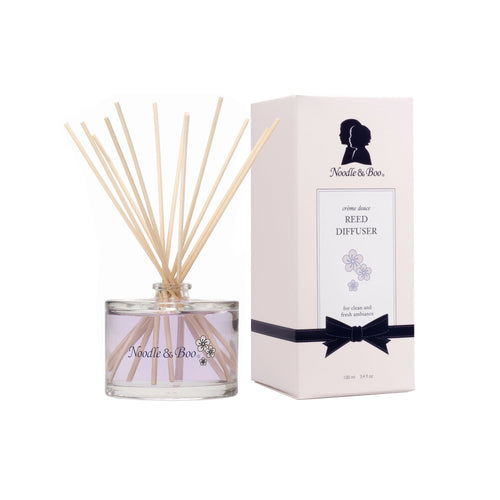 Reed Diffuser- Creme Douce