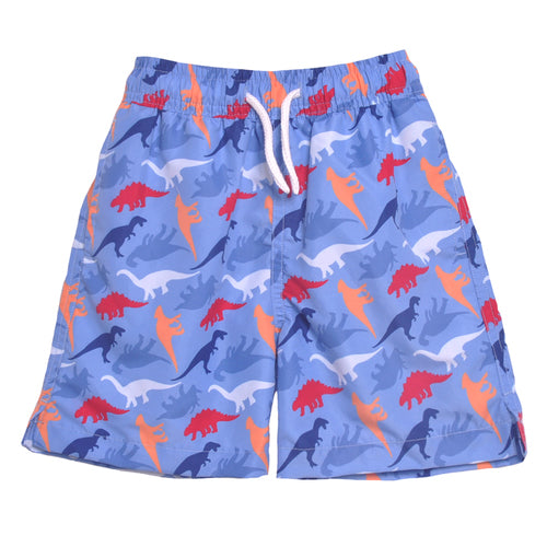 Dino Swim Trunks