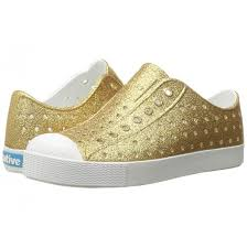 Jefferson Bling Gold Bling/Shell White