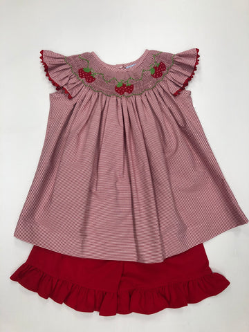 Three Sisters Strawberry Short Set