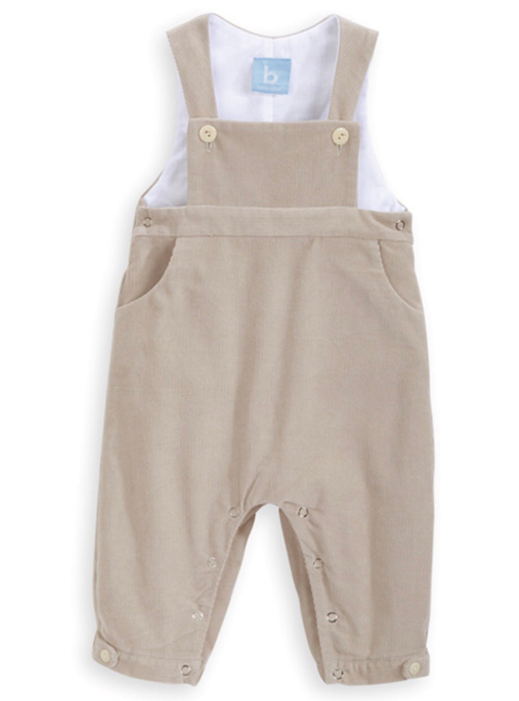 Hastings Overall - Beige Cord
