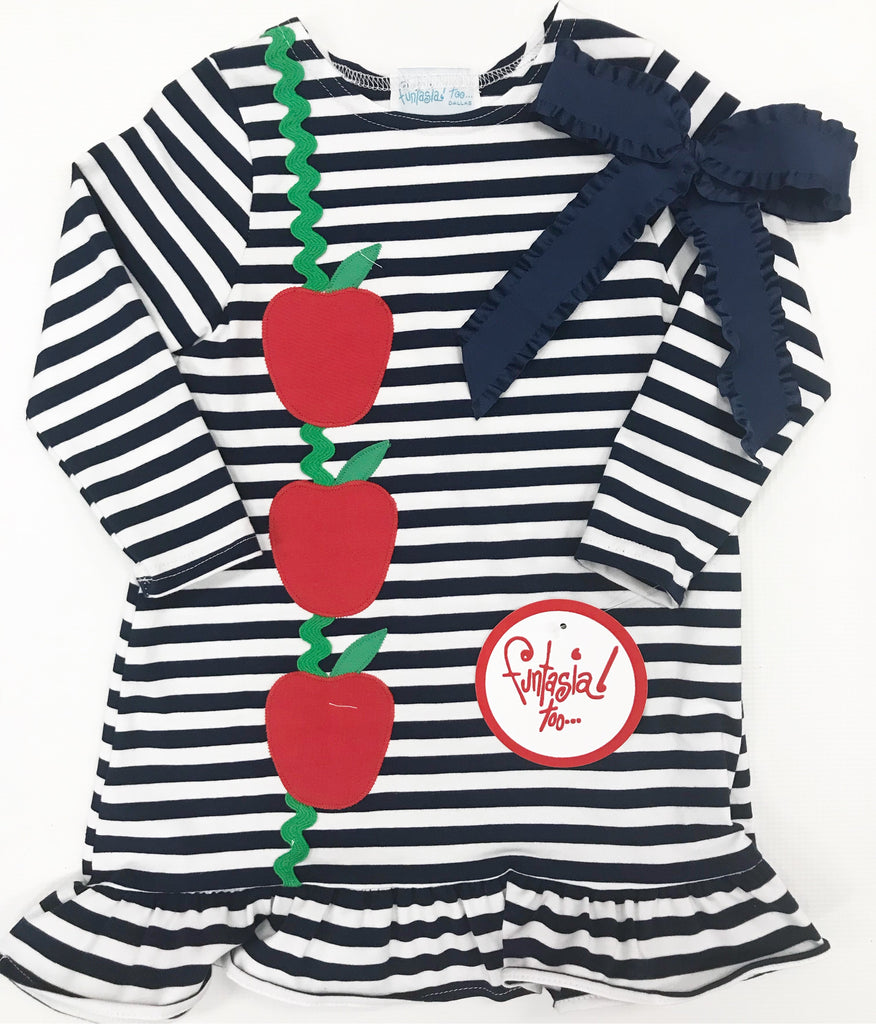 Knit Apple Dress