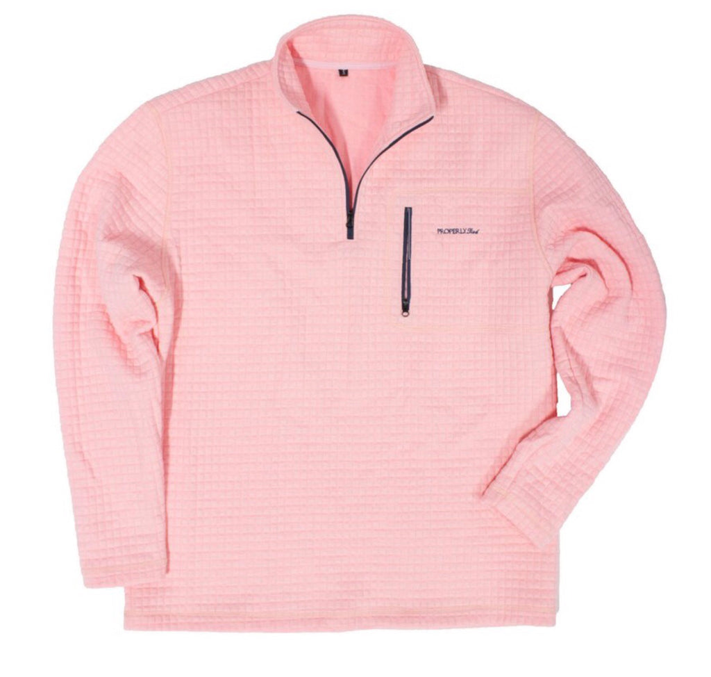 Lil Ducklings Delta Pullover Soft Pink