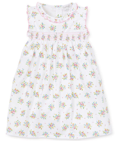 Petite Pansies Dress