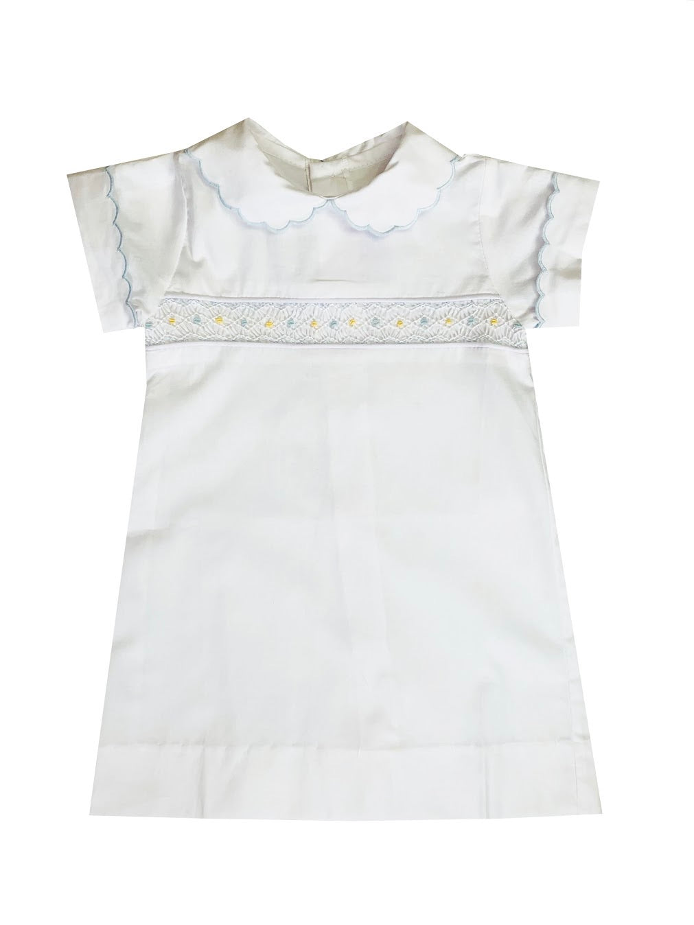 Angel Baby DayGown- Blue