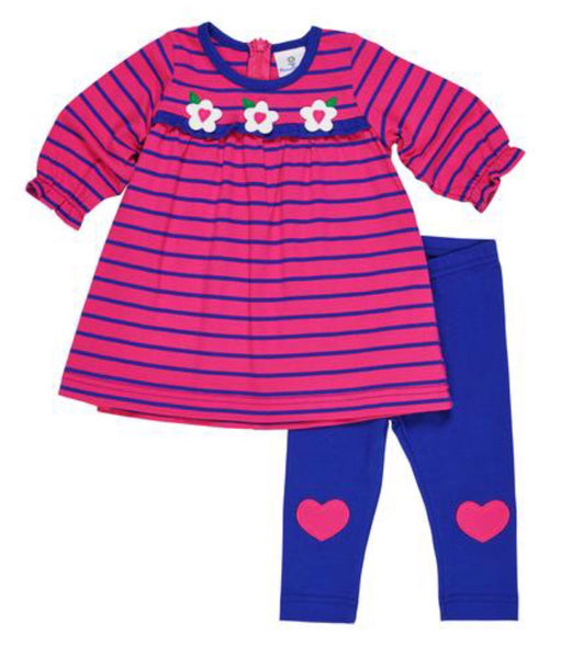 Tunic w/ Heart Leggings