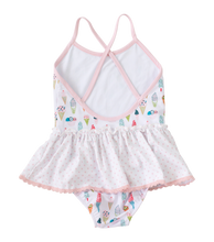 Ice Cream Skirted One Piece Swim