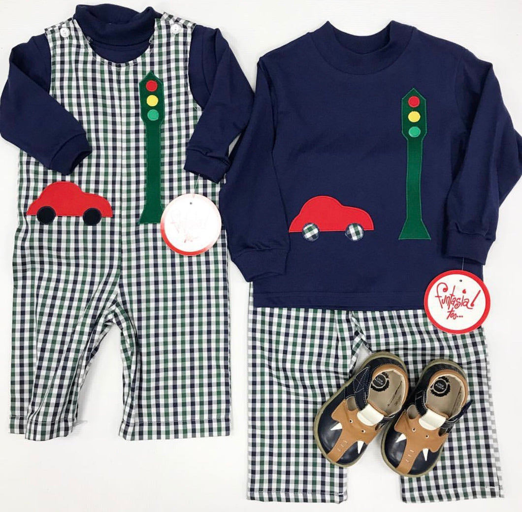 Stoplight Pant Set