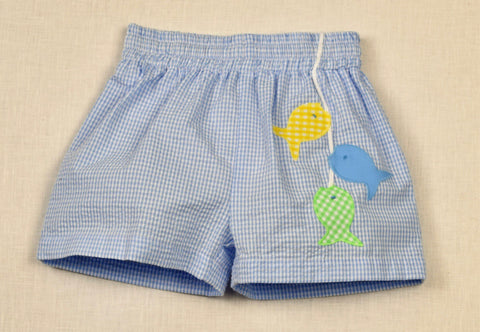 Fish Swimtrunks