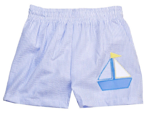 Sailboat Swimtrunks