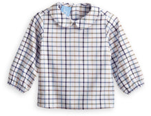 Thomas Shirt - Lennox Plaid