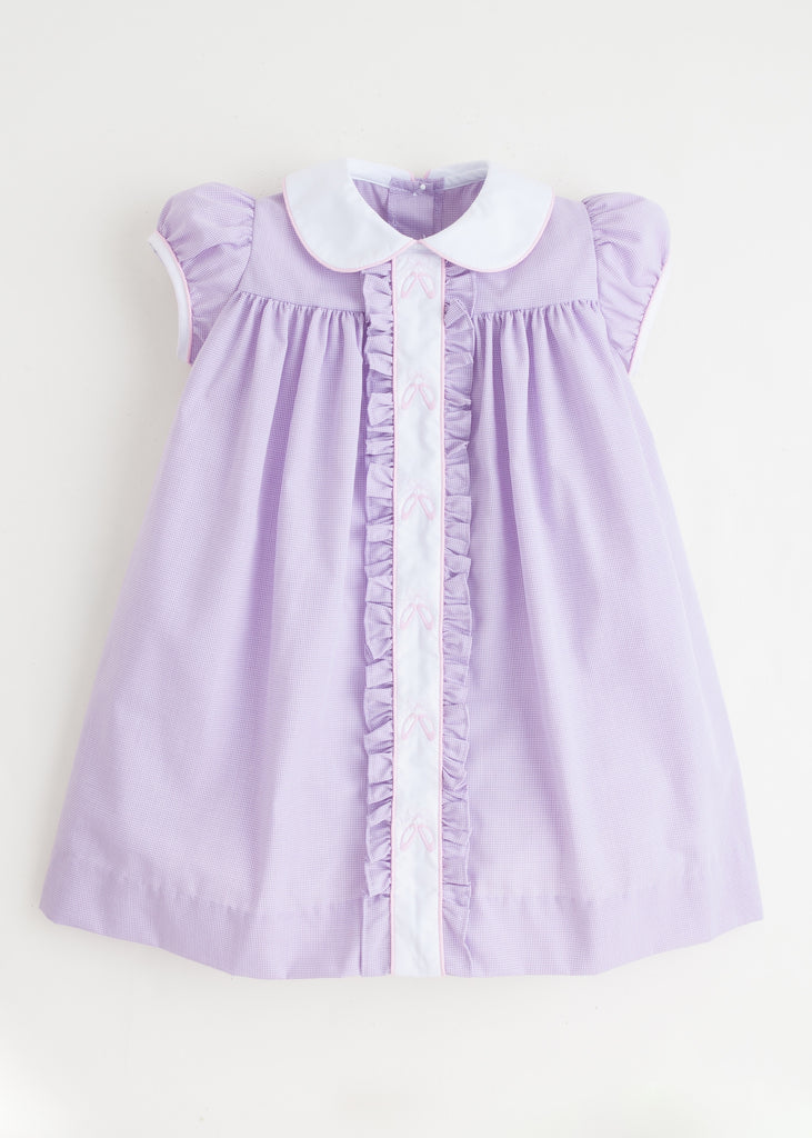Ballet Ruffled Sally Dress