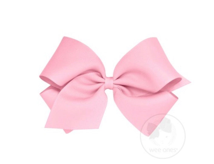 King WeeOnes Grosgrain Bow