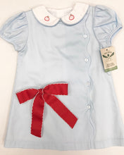 Harper Kate Blue Apple Dress