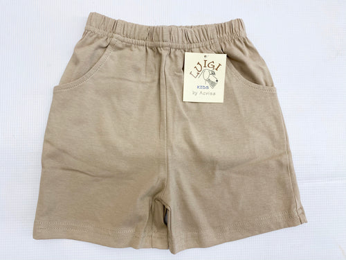 Sand Jersey Short w/ Pockets