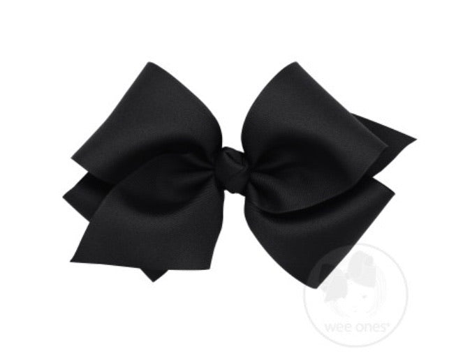 Huge WeeOnes Grosgrain Bow