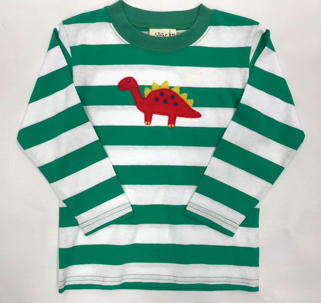 Dino Applique Tee