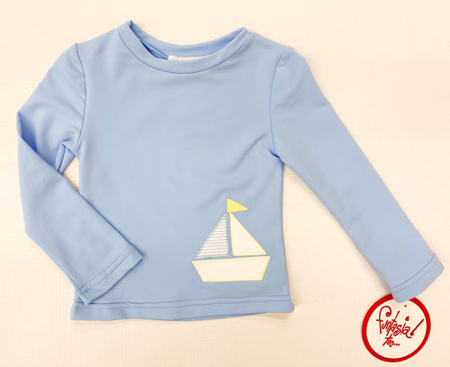 Sailboat Rashguard