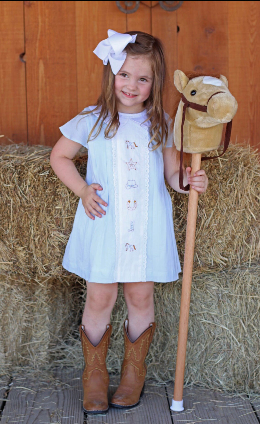 King Ranch Cowgirl Dress