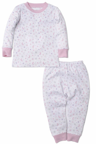 Pink Super Stars Pajama Set