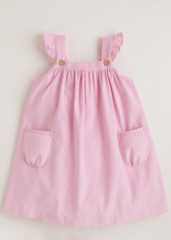 Light Pink Ruffled Jumper