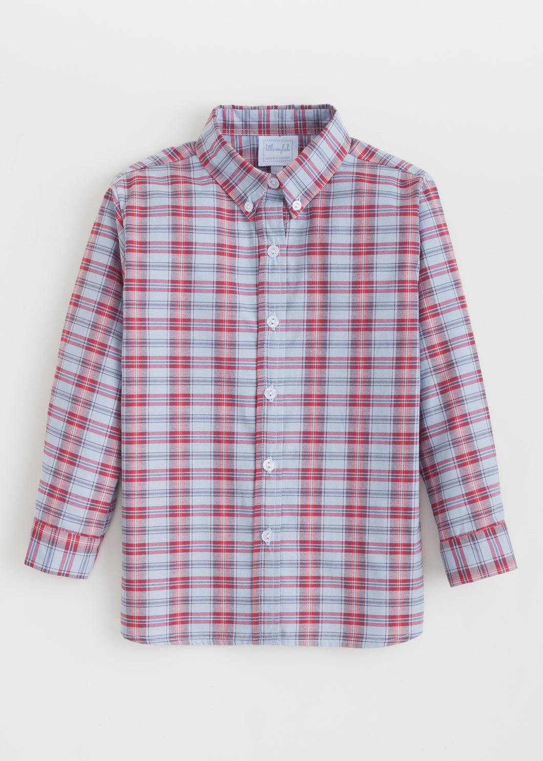 Button Down Shirt - Middleton Plaid