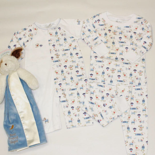 Puppy Pajama Set