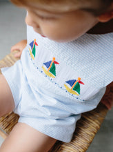 Sailboat Smocked Jon  Jon