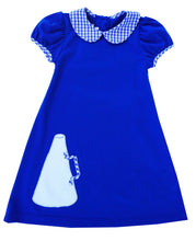 Royal Knit Dress w Megaphone