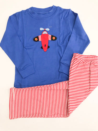 Airplane Pant Set