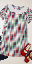 Caldwell Dress - Reagan Plaid