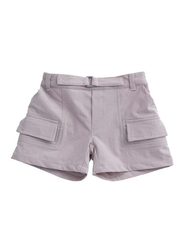 Khaki Performance Shorts