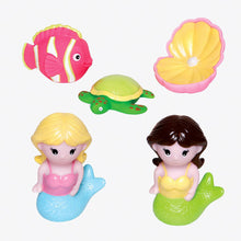 Mermaid Party Squirties Bath Toys