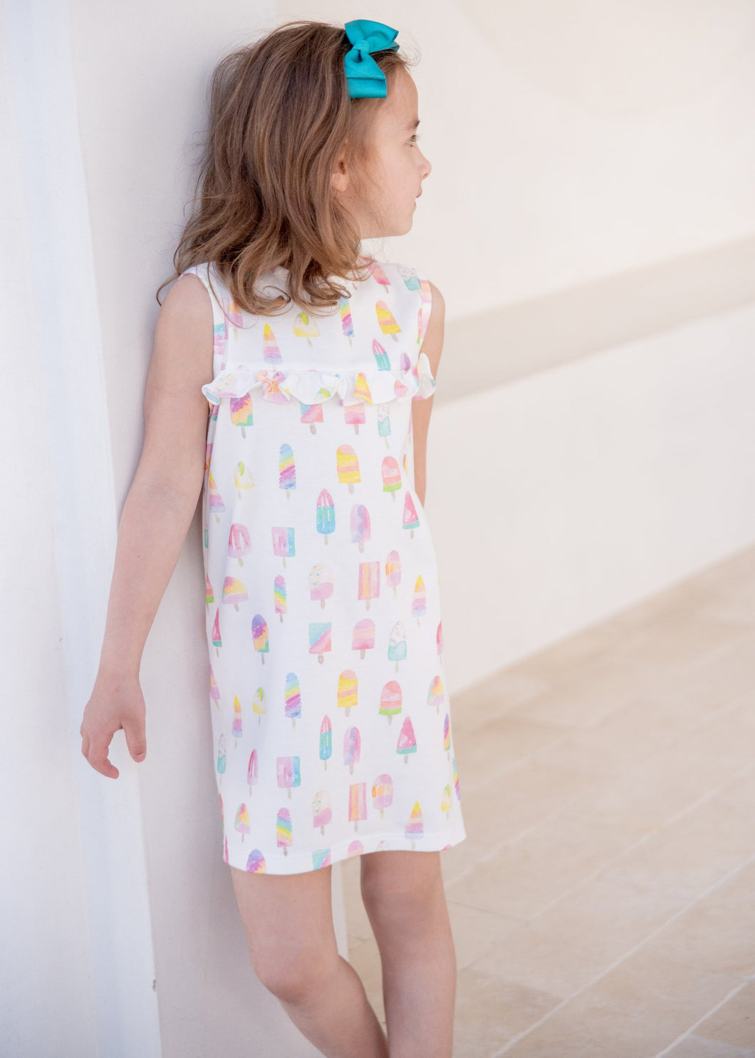 Peggy Knit Popsicle Dress