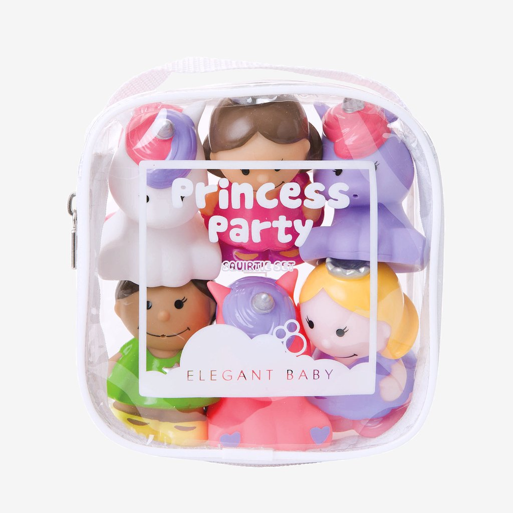 Princess Party Squirties Bath Toys