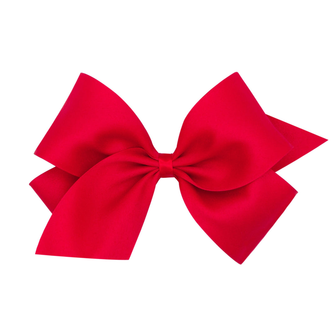 King Matte Satin Bow