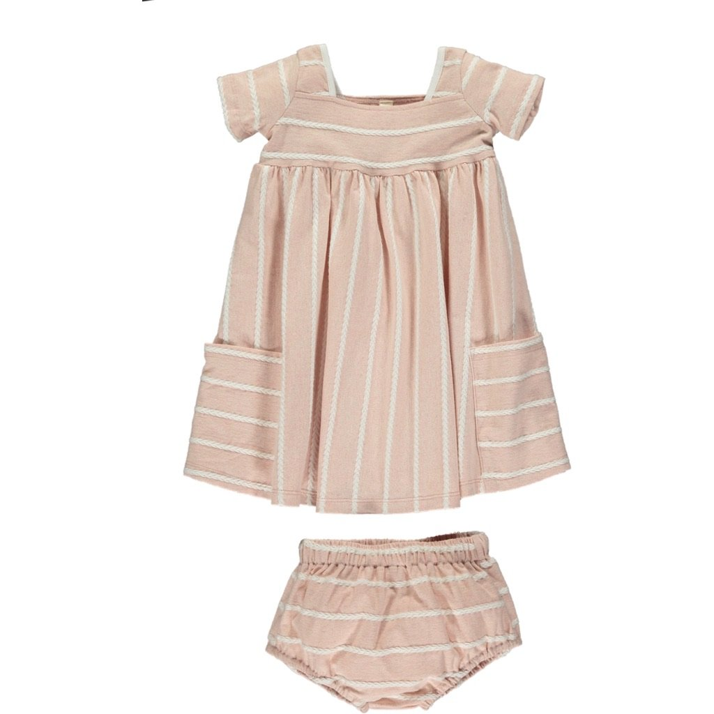 Rylie Baby Set- Rose