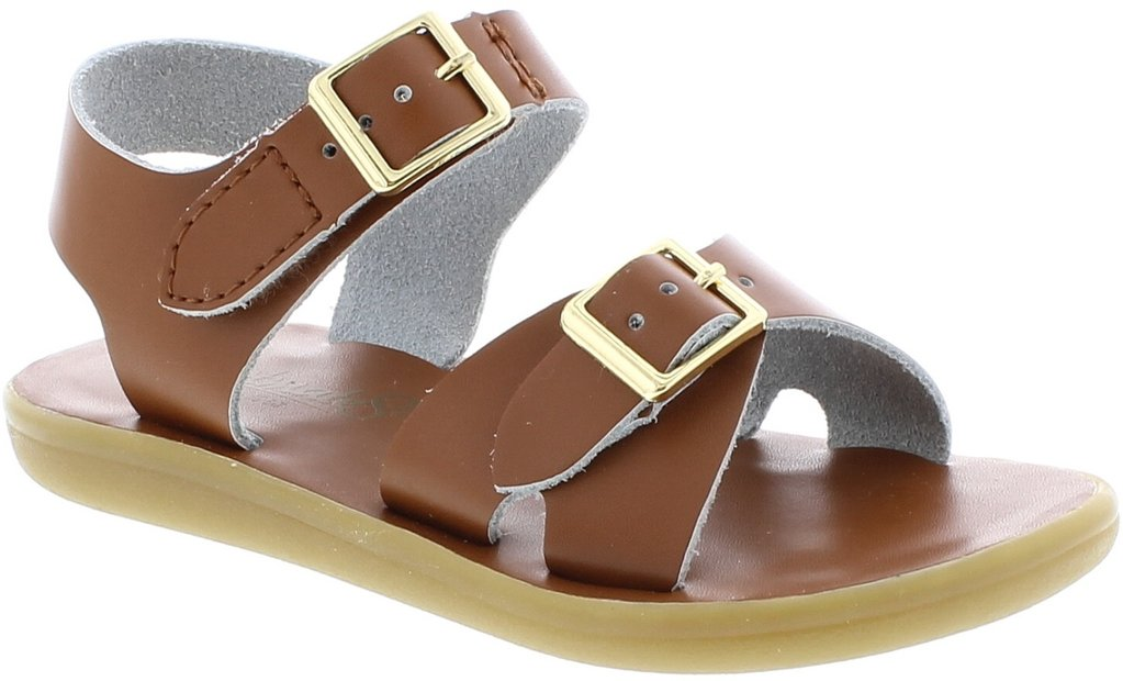 Tan Tide Sandal