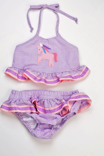 Unicorn 2pc Swimsuit
