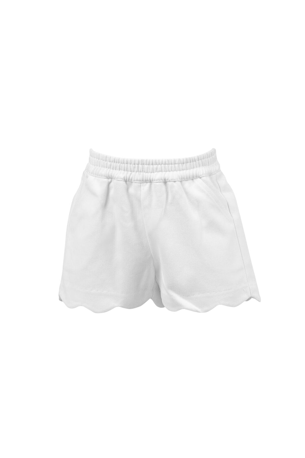 Susie Shorts - White